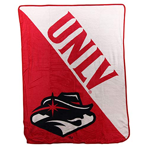(The Northwest Company NCAA Half Tone Super Soft Plush Throw Blanket (UNLV Rebels))