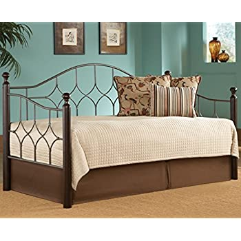 Amazon Com Coaster Daybed Pop Up Trundle Frame And Rail