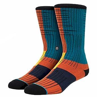 Stance - Stance Socks - Quadro - Orange - Large/X-Large