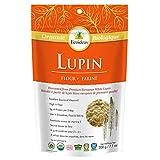 Ecoideas Organic Lupin Flour, 200 Grams