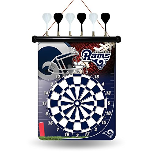 NFL unisex NFL Magnetic Dartboard from Rico Industries, Inc.