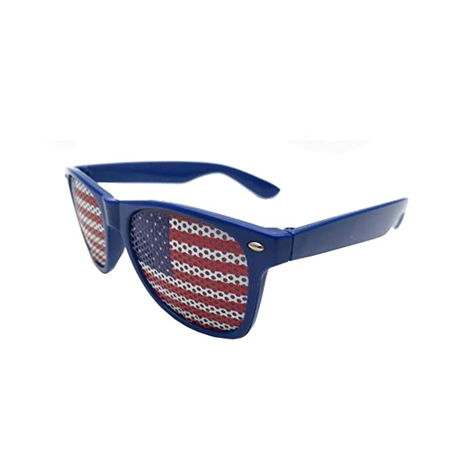 Amazon.com: Sunglasses for USA Independence Day American ...