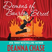 Demons of Bourbon Street: Jade Calhoun, Book 3 | Deanna Chase