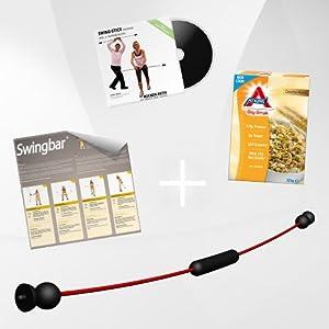 NEU Swing Stick PREMIUM mit 2 Schwierigkeitsstufen, Made in Germany inkl....