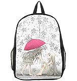 Gumstyle AnoHana - The Flower We Saw That Day Anime Cosplay Bookbag Backpack Racksack Shoulder Bag School Bag