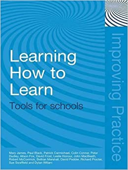 Learning How to Learn: Tools for Schools (Improving Practice (TLRP))