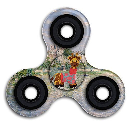 Hand Spinner - Cute-Giraffe High Speed Fidget Focus Toys - Toy Great Gift - Stress Reducer, Perfect For ADD, ADHD, Anxiety, Adult & (Easy Last Minute Cute Halloween Costumes)