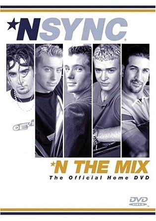 Amazon Com N Sync N The Mix Nsync Movies Tv