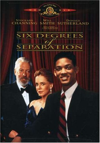 DVD : Six Degrees of Separation (Widescreen, Repackaged)