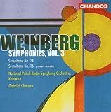 Weinberg: Symphonies Vol. 3