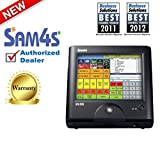 Touch Screen SAM4s SPS-2000 Cash Register Package with Thermal Printer and Cash Drawer