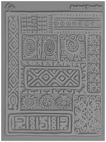 Lisa Pavelka 527062 Texture Stamp Ancient Doodle by JHB International Inc