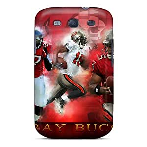 Fashionable Style Case Cover Skin For Galaxy S3- Tampa Bay Buccaneers