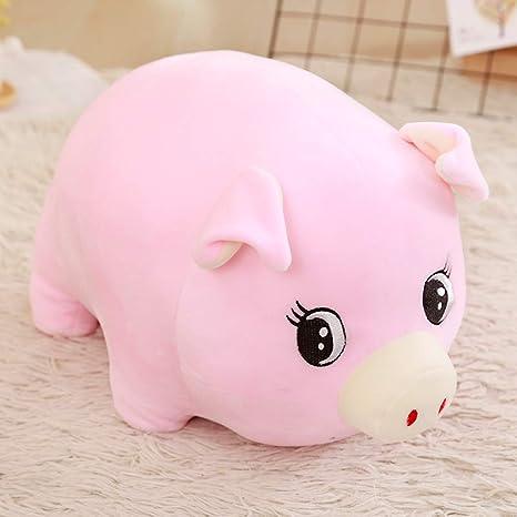 吉祥物猪364612 51 2019猪年吉祥物猪生肖公仔定制玩偶福猪毛绒玩具