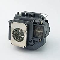 Amazing Lamps ELPLP56 / V13H010L56 Replacement Lamp in Housing for Epson Projectors