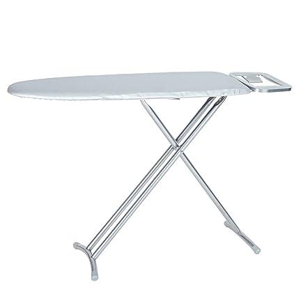 MMM Inicio Tabla de planchar plegable grande más gruesa tabla de planchar toalla