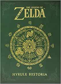 The Legend of Zelda: Hyrule Historia: Patrick Thorpe, Michael Gombos