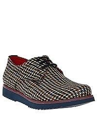 Zapato Casual para Caballero Suela Extra Ligth Color Lago Olivo