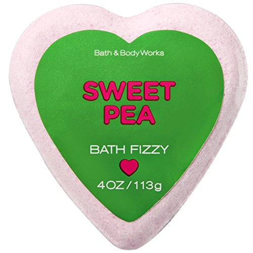 Bath and Body Works Signature Collection Bath Fizzy (Sweet Pea) (Sweet Pea Bath Bomb)