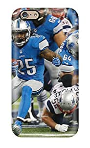 High-end Protector Case For Iphone 6 4.7Inch Cover(detroit Lions )