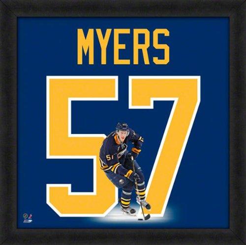 (Tyler Myers Buffalo Sabres 20X20 Uniframe Photo)