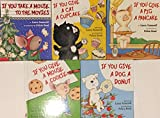 img - for If You Give a Mouse a Cookie Collection by Laura Numerous 5 Book Set book / textbook / text book