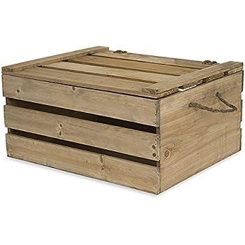ikea knagglig box pine 18 x 12 1 4 x 9 3. Black Bedroom Furniture Sets. Home Design Ideas