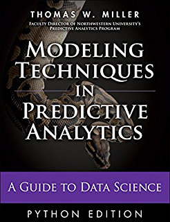 Amazon competing on analytics the new science of winning ebook modeling techniques in predictive analytics with python and r a guide to data science fandeluxe Choice Image