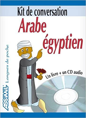 Kit Conv Arabe Egyptien French Edition 9782700540284