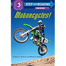 Motorcycles! (Step into Reading)