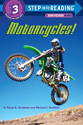 Used, Motorcycles! (Step into Reading) for sale  Delivered anywhere in USA