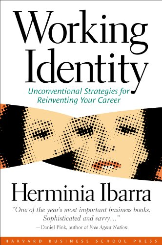 Amazon working identity unconventional strategies for working identity unconventional strategies for reinventing your career by ibarra herminia fandeluxe Image collections