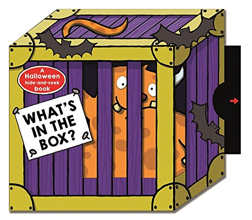 Read Online What's In The Box? Spooky PDF