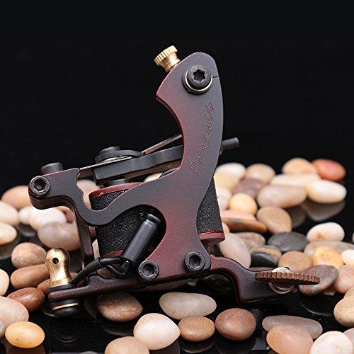 Compass Tattoo Machine Gun Portland Shader Iron 2070