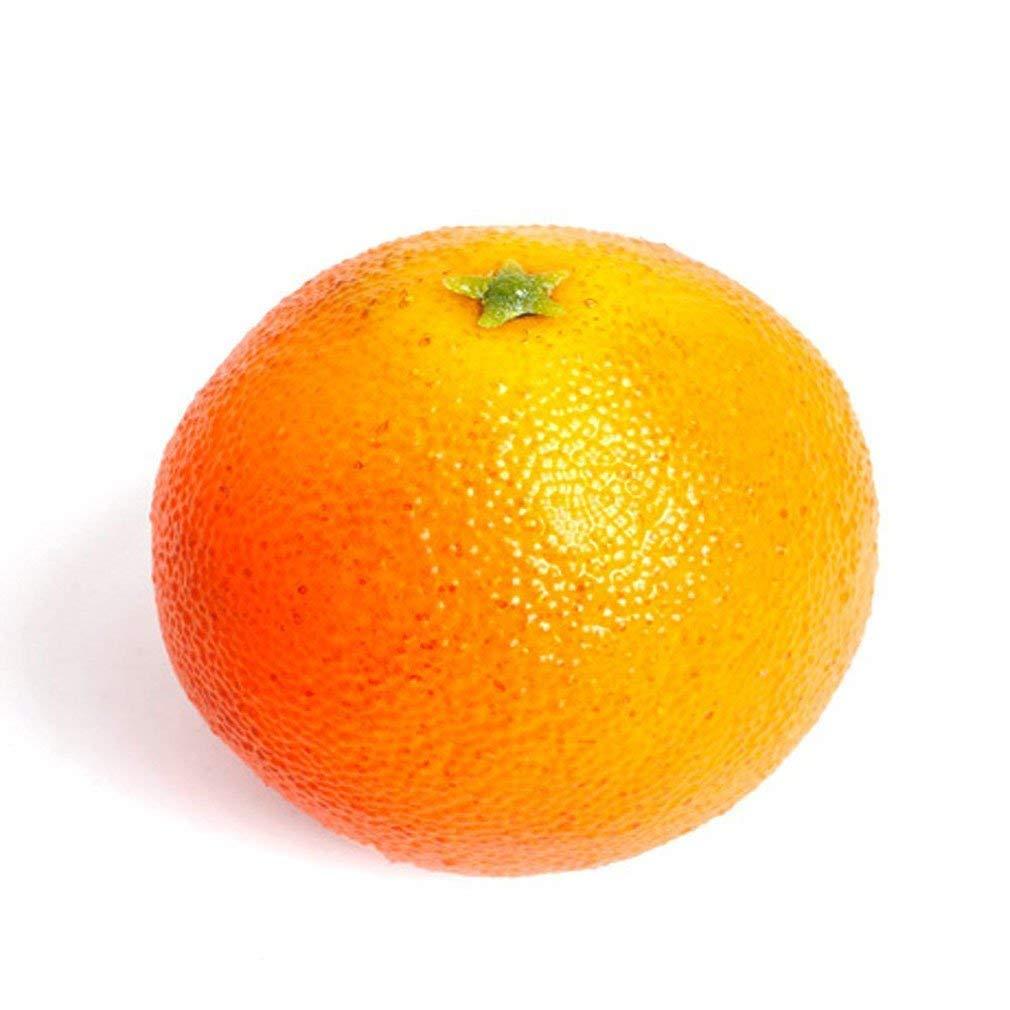 Lyanther 3artificiale arance frutta decorativa