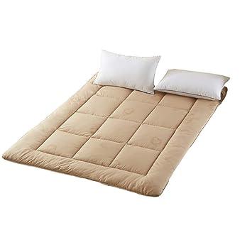 Colchón de futón japonés Dytrm para bebé, colchoneta de Dormir, colchoneta de Tatami,
