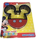 1 X Mickey Mouse Clubhouse Disney Sandwich Decruster Cutter School Lunch Easy Fun by Disney Princess