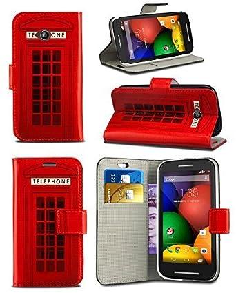 d5ea032400d Sony Xperia Z5 Compact / E5803 E5823 - New Bright Printed Wallet Case Cover  Creative Fresh