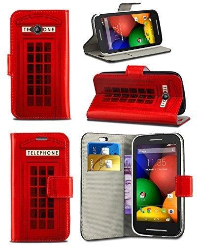 the latest d46cd 71c7f Amazon.com: Sony Xperia Z5 / E6603 E6653 - Bright Printed Wallet ...