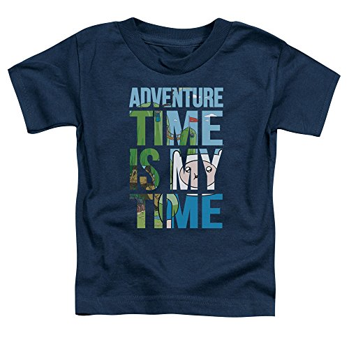 Time os para Time My Adventure Camiseta ni os peque Navy dqx44BYOw