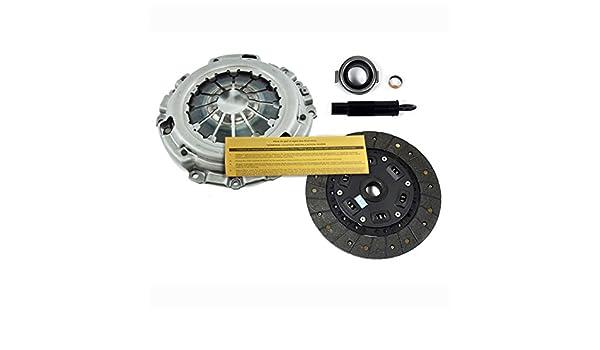 EFT Premium Kit de embrague para Acura RSX Type-S Honda Civic Si K20 6 velocidad: Amazon.es: Coche y moto