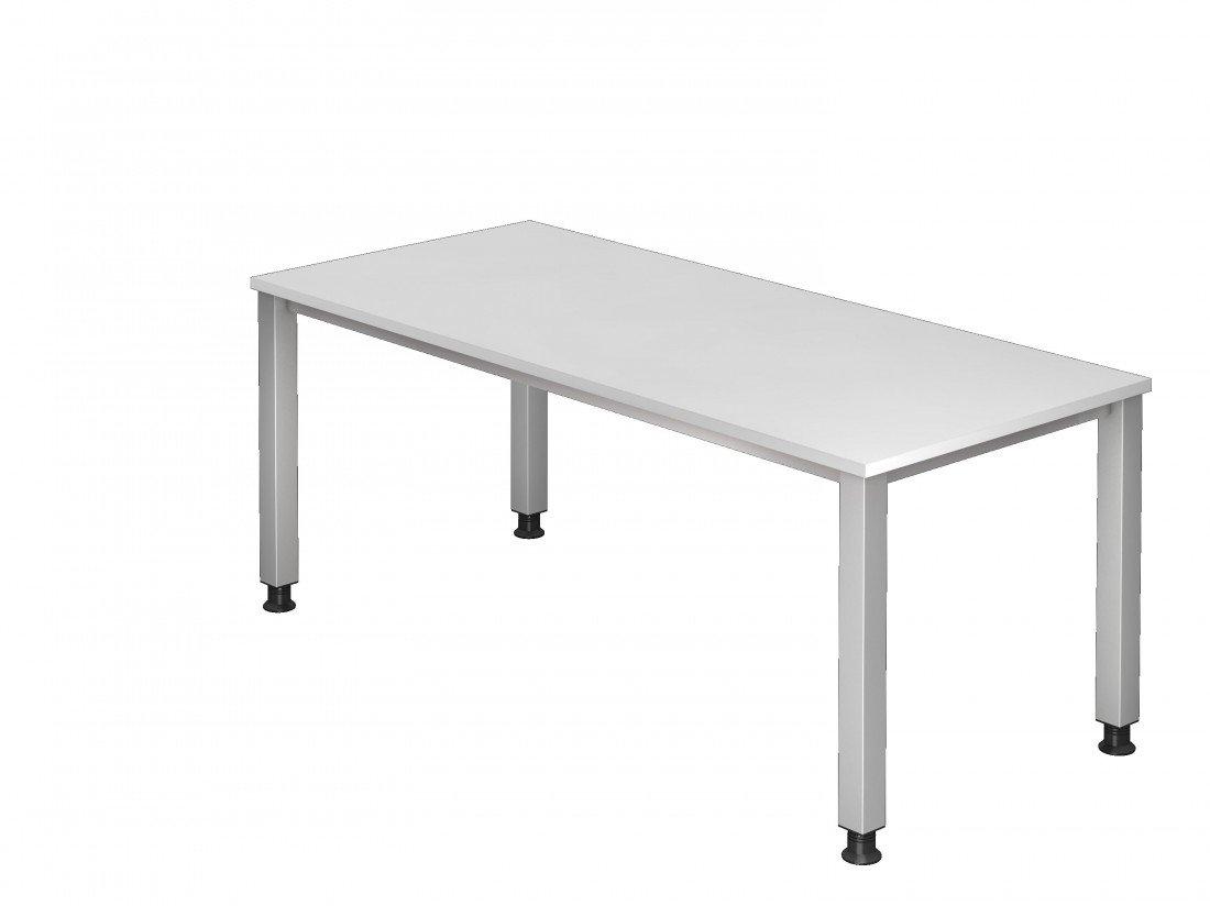 Dr de oficina escritorio 180 x 80 cm - Altura regulable 68 - 83 cm ...