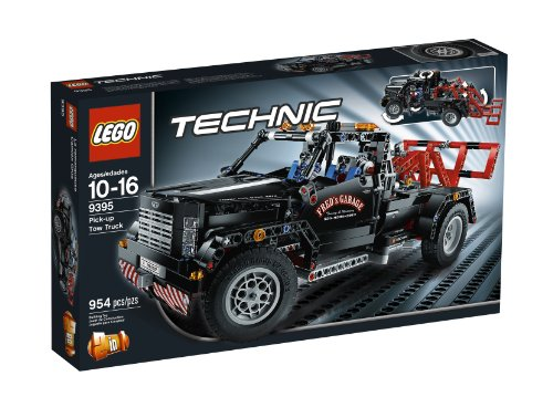 LEGO Technic Pick-Up Tow Truck 9395