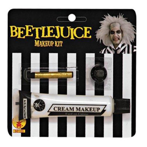 Beetlejuice Makeup Kit Costume Accessory ()
