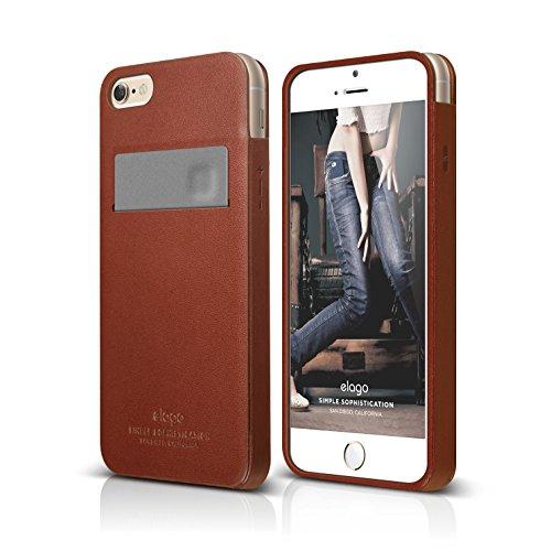 elago S6 Genuine Leather Pocket Case for iPhone 6