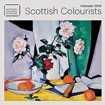 Scottish Colourists wall calendar 2016 (Art calendar)