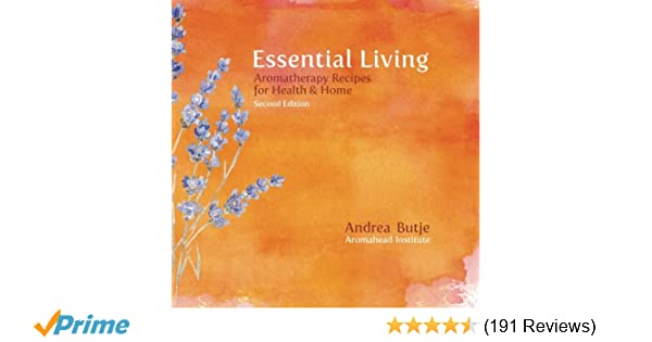 Essential Living [Paperback] [Nov 14, 2012] Butje, Andrea