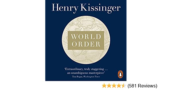 Amazon World Order Reflections On The Character Of Nations And