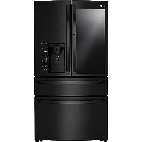 Amazon.com: LG LMXC23796M 23 Cu. Frigorífico de puerta de ...