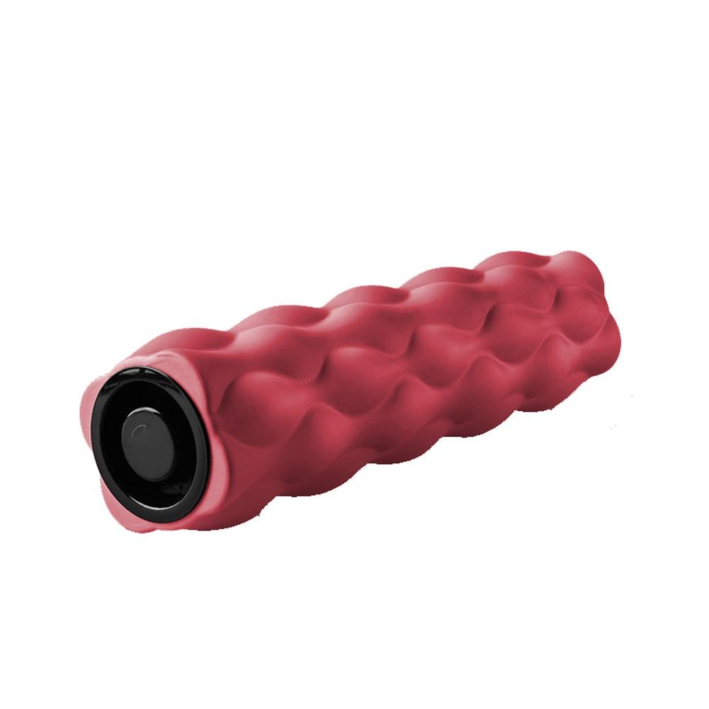 Lmzyan Muskelentspannungsmassage Schaumstoffrolle, Roll Fitness Yoga Pilates 46cm  12.8cm